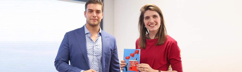 Isabelle Wilcke wint Sdu Scriptieprijs Strafrecht
