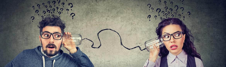 Hear no evil, see no evil: luistervinken opgelet