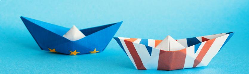 Internationale dag van de douane! Een goed moment om het Brexit-net op te halen
