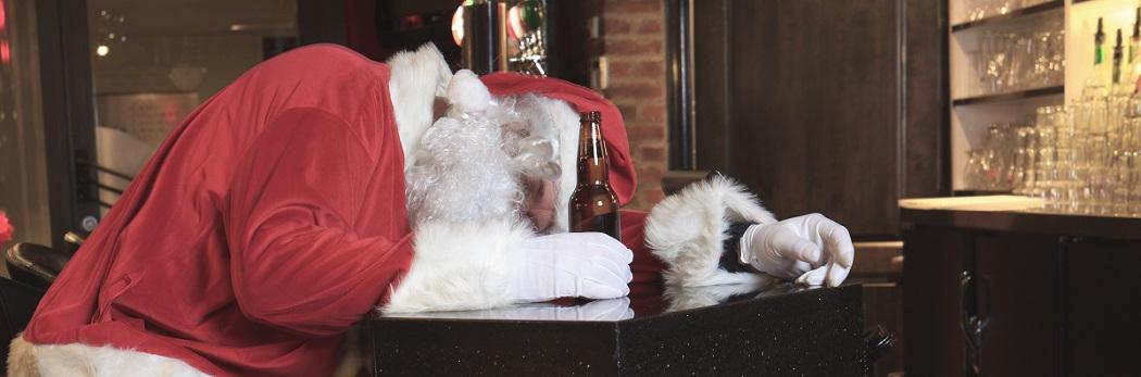 Ho, ho, ho: de 3 meest uit de hand gelopen kerstborrels