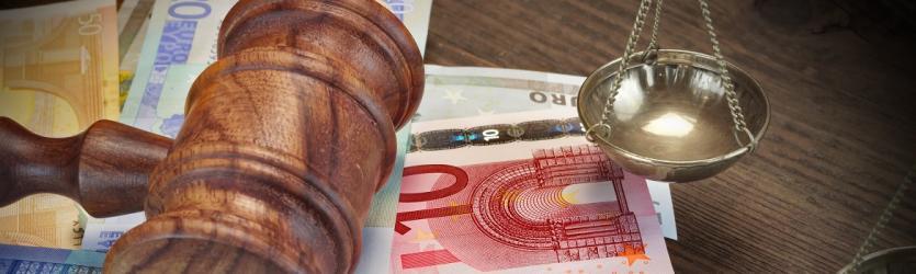 Kosten van rechtsbijstand ter bestrijding van een boete