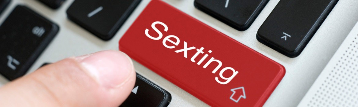 Sexting:  private modus on/off