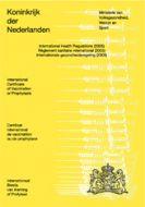 Het vaccinatieboekje: Internationaal bewijs van inenting (pak 50)