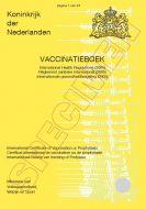 Het vaccinatieboekje: Internationaal bewijs van inenting (pak 10)